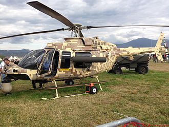 Bell 407 - Bell 407 GT Experimental helicopter at Airpower 2013 in Zeltweg, Austria