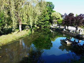 Vieux-Mareuil Part of Mareuil en Périgord in Nouvelle-Aquitaine, France