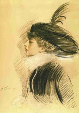 Belle da Costa Greene by Paul-Cesar Helleu, c 1913.jpg