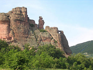 Vidin Province - The Belogradchik Rocks