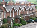 Belper - terrace on New Road - geograph.org.uk - 1342958.jpg