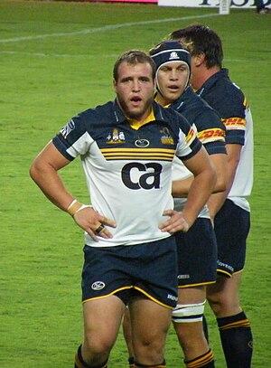 Ben Alexander (rugby union) - Image: Ben Alexander (rugby union)