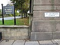 Bench mark in St George's Place - geograph.org.uk - 1640709.jpg