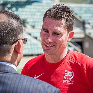 Ben Williams (referee) Australian soccer referee