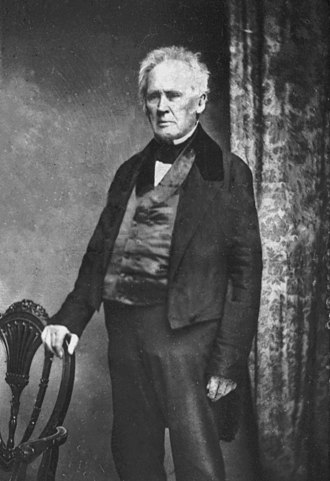 Benjamin Silliman - Silliman c. 1860