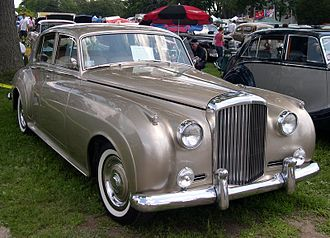 Bentley S2 - Image: Bentley S2