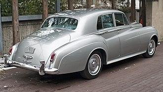 Bentley S2 - Image: Bentley S2 hb