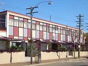 Berala, New South Wales - Berala Hotel, Woodburn Road