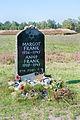 Bergen-Belsen concentration camp memorial - Anne Frank - Margot Frank - representative grave.jpg