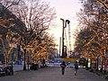 Berlin - Festliche U-Bahnbaustelle (Festive Tube Railway Works) - geo.hlipp.de - 30761.jpg