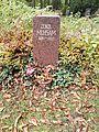 Berlin Friedrichsfelde Zentralfriedhof, Pergolenweg - Zenzl Mühsam 2.jpg