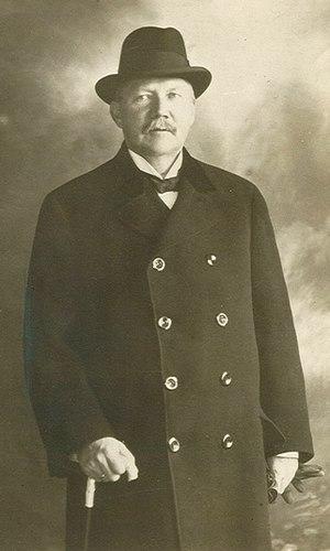 Bertrand Narvesen - Bertrand Narvesen, c. 1933