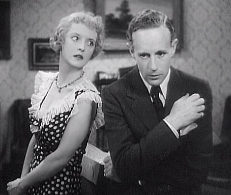 L'Emprise (1934) - Bette Davis et Leslie Howard -