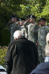 Beuzeville Au Plain C47 Crash Site Memorial for 101st Air Assault 150603-A-DI144-278.jpg