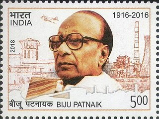 Biju Patnaik politician from Odisha, India