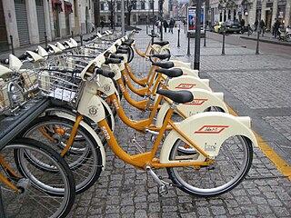 Bikemi Milano - foto: jcrakow; commons.wikimedia.org