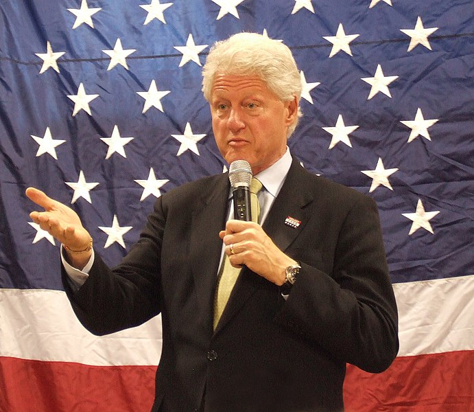 File:Bill Clinton @ Hillary Rally.jpg