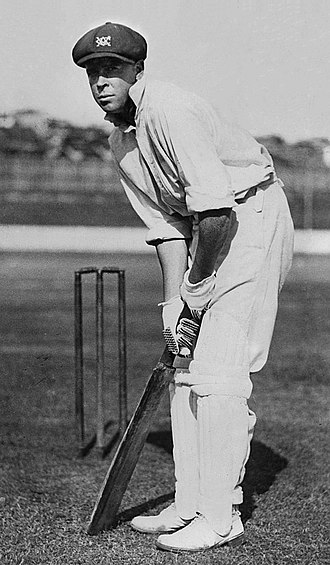 Bill Ponsford - Ponsford c. 1930