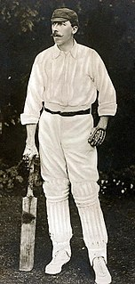 William Gunn (cricketer) Cricket and footbal player of England.