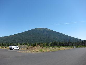Black Butte (Oregon) - Image: Black Butte, Oregon