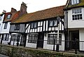 Black and White Half Timbered House, High St, Old Town, Hastings - geograph.org.uk - 1190944.jpg