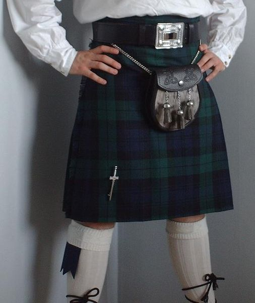 File:Black watch kilt.JPG