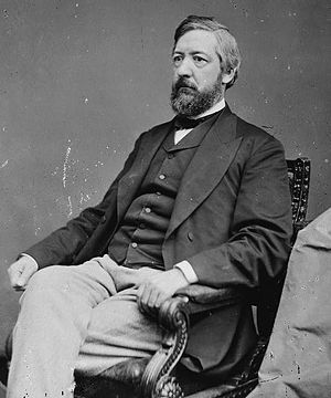 James G. Blaine - James G. Blaine in the 1860s