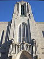 Blessed Sacrament Church tower, Ottawa.JPG