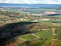 Blick vom Duchrother Gangelsberg über Leo's Ruh und dem Lindenhof in Bockenau zur Ellerspring - 2009-14-10 - panoramio.jpg