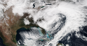 2015–16 North American winter - A crippling and historic blizzard occurs over the Northeastern United States on January 23