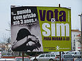 Bloco de Esquerda interrupcao voluntaria da gravidez referendo.jpg