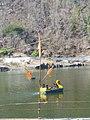 Boating at dongargarh lake.jpg