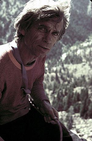 Bob Kamps - Bob Kamps in Colorado in the 1970s