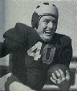 Bob Nussbaumer American football player