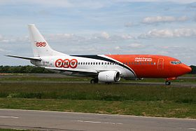 Boeing 737-3Y0(QC), TNT Airways JP6582154.jpg