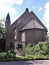 boekel rijksmonument 518257 rk kerk van achteren