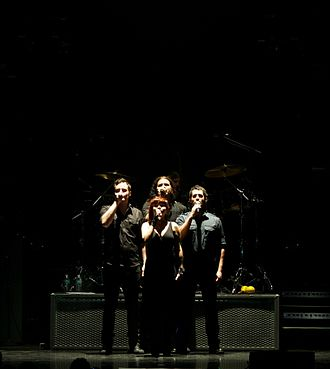Bohemian Rhapsody - The Queen Extravaganza performing the song at the Fox Theatre, Detroit in 2012