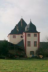 Monument zone Schloss Bekond