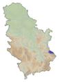 Boloria eunomia distribution in Serbia..png
