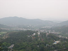 Boluo County from Luofu Shan.JPG