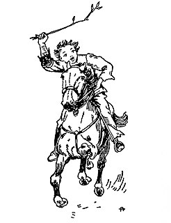 If wishes were horses, beggars would ride English proverb and nursery rhyme