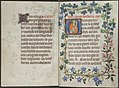 Book of hours by the Master of Zweder van Culemborg - KB 79 K 2 - folios 128v (left) and 129r (right).jpg