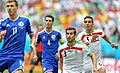 Bosnia and Herzegovina vs Iran, 2014 FIFA World Cup march 2014-06-25 07.jpg