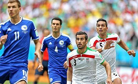 0ac5c8f38 Cousins Edin Džeko and Emir Spahić both played for Bosnia and Herzegovina