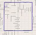 Boundary map of Manchester Square neighborhood, Los Angeles, California.jpg