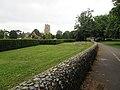 Boundary walls to churchyard extension.jpg