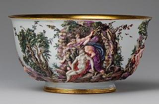 Doccia porcelain
