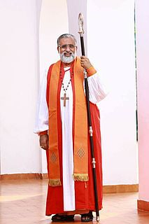 Thomas K Oommen 20th and 21st-century Indian bishop