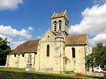 Bréançon (95), église Saint-Crépin et Saint-Crépinien, vue depuis le sud 1.jpg