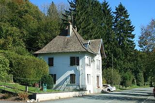 Montancy Commune in Bourgogne-Franche-Comté, France